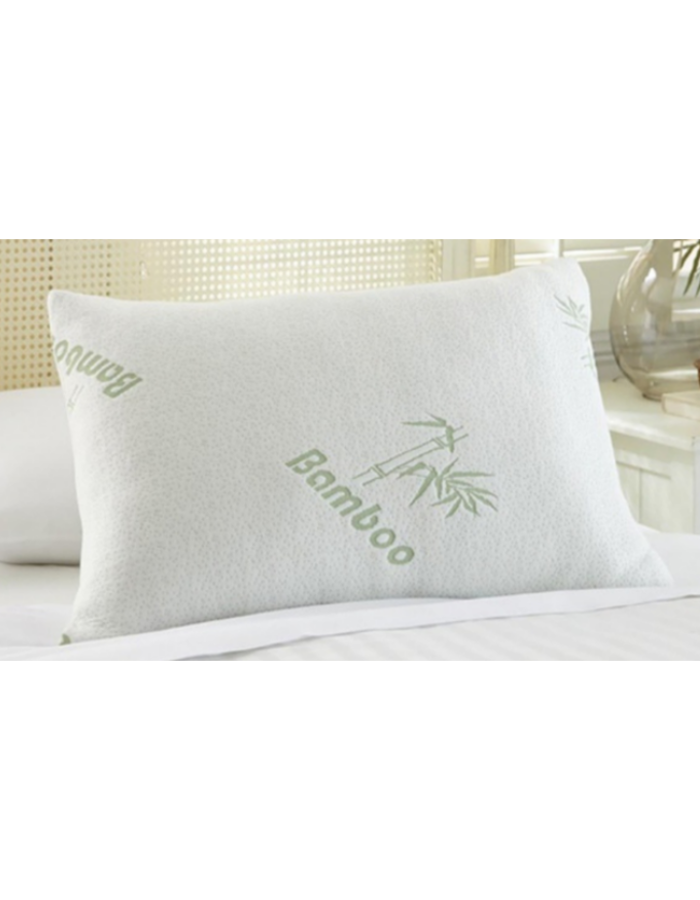 Bamboo Pillow ePromo Bed Feature