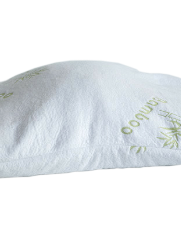 Bamboo Pillow ePromo Flat Side View