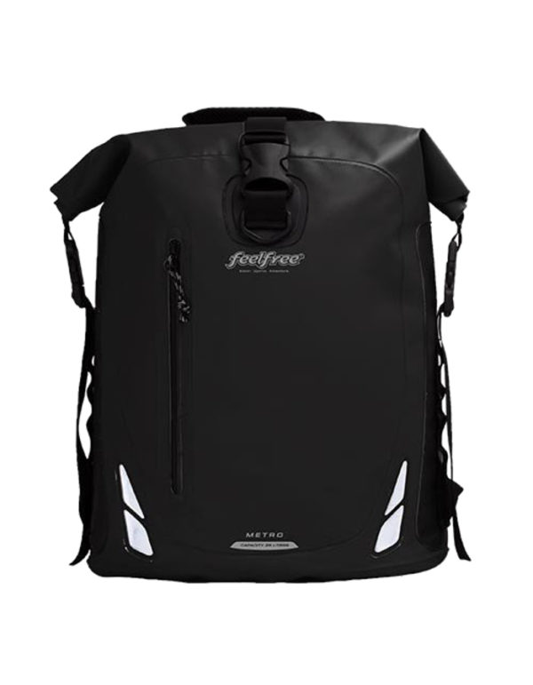 Feelfree-Black-Metro-Bag-ePromo-Front-View